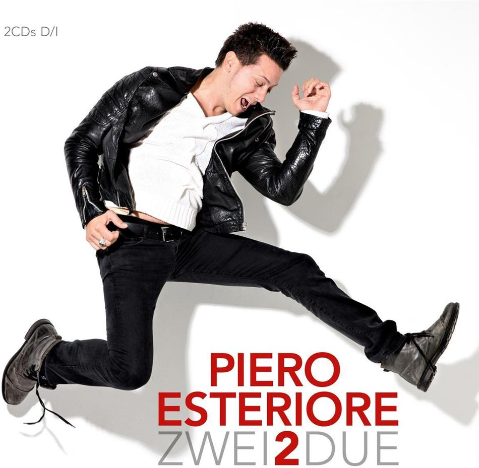 Piero Esteriore - Zwei2due (2 CDs)