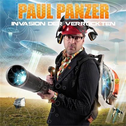 Paul Panzer - Invasion Der Verrückten