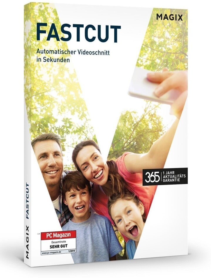 MAGIX Fastcut (Aktualitätsgarantie)