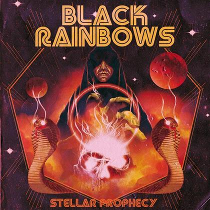 Black Rainbows - Stellar Prophecy (Colored, LP)