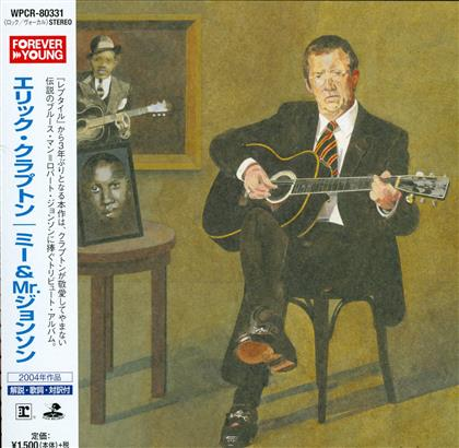 Eric Clapton - Me And Mr. Johnson - Reissue