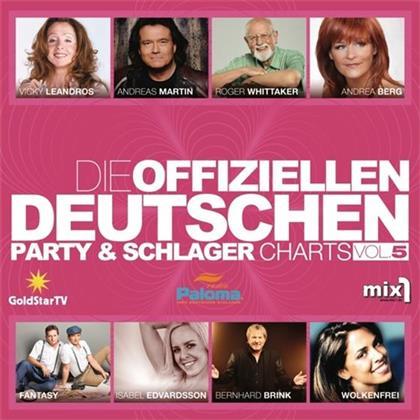 Die 'Offiziellen' Deutschen Party & Schlager Charts (2 CDs)