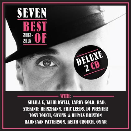 Seven (CH) - Best Of 2002 - 2016 (Limited Edition, 2 CDs)