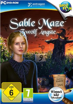Sable Maze - Zwölf Ängste