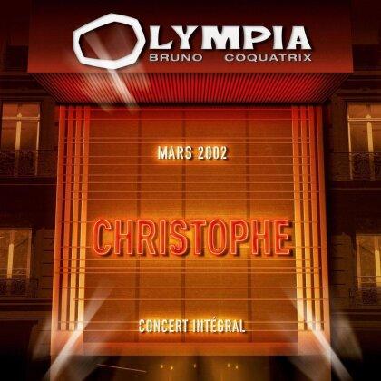 Christophe - Olympia - Mars 2002 (2 CDs)