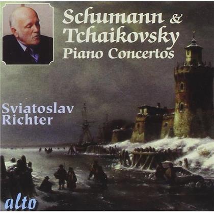 Sviatoslav Richter, Robert Schumann (1810-1856), Peter Iljitsch Tschaikowsky (1840-1893), Stanislaw Wislocki, Herbert von Karajan, … - Piano Concerto, Piano Concerto 1 - Klavierkonzerte