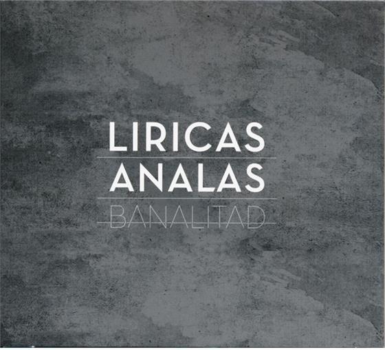 Liricas Analas - Banalitad