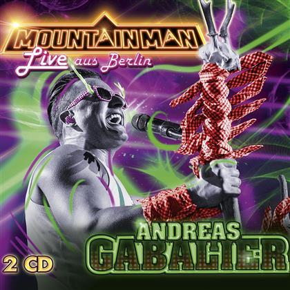 Andreas Gabalier - Mountain Man - Live Aus Berlin (2 CDs)