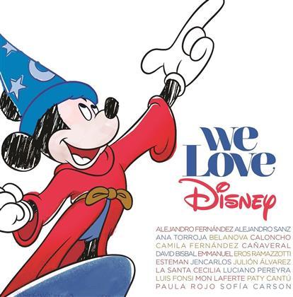 We Love Disney - Various - En Espanol - Latino Version