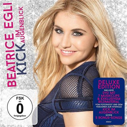 Beatrice Egli - Kick Im Augenblick (Limited Edition, CD + DVD)