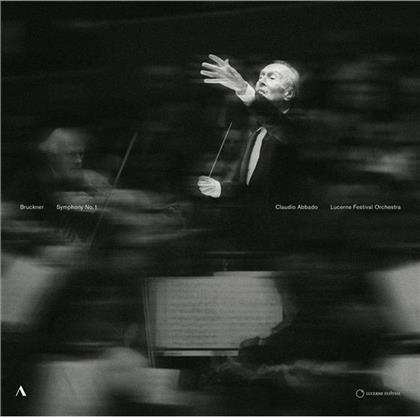 Anton Bruckner (1824-1896), Claudio Abbado & Lucerne Festival Orchestra - Sinfonie Nr. 1 (LP)