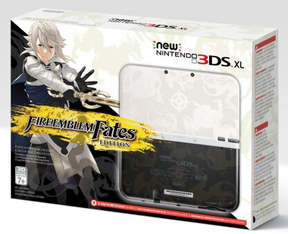 New Nintendo 3DS XL (Fire Emblem Fates Edition)