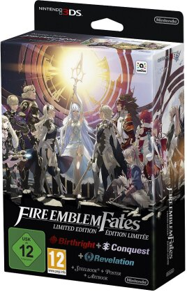 Fire Emblem Fates: Birthright/Conquest/Revelation (Limited Edition)