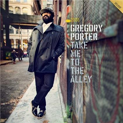 Gregory Porter - Take Me To The Alley (Limited Edition, CD + DVD)