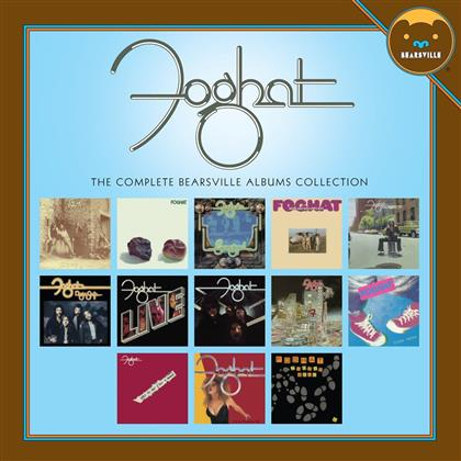 Foghat - Complete Bearsville Albums Collection (13 CDs)