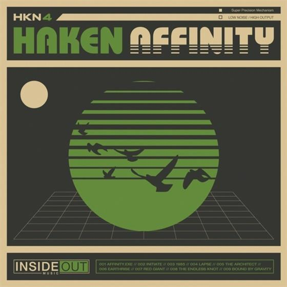 Haken - Affinity (Limited Edition, 2 CDs)