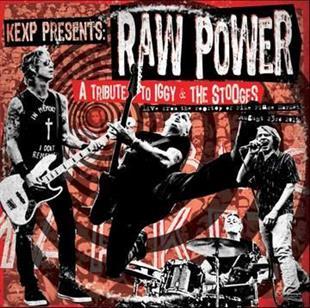 Mike McCready, Duff McKagan (Guns N' Roses), Mark Arm & Barrett Martin - Kexp Raw Power Tribute To Iggy & The Stooges - RSD 2016 (LP)