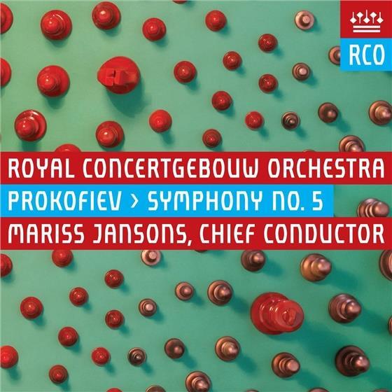 Serge Prokofieff (1891-1953), Mariss Jansons & Royal Concertgebouw Orchestra - Symphony 5 (Hybrid SACD)