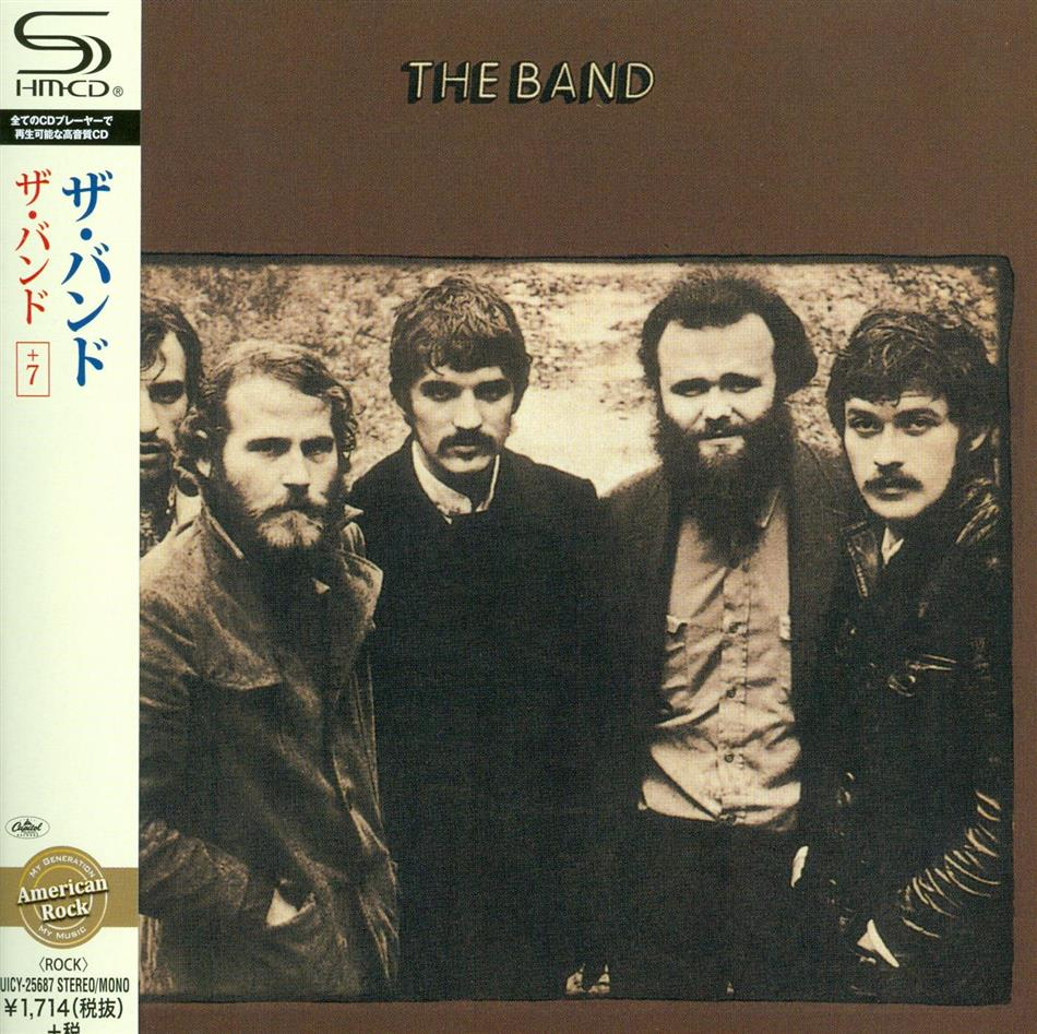 The Band - --- - Reissue, + Bonustrack (Japan Edition)