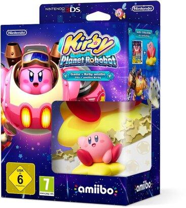 Kirby: Planet Robobot + amiibo Character Kirby