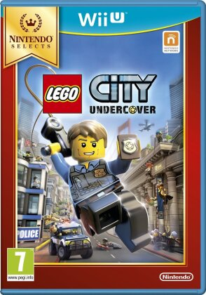 LEGO City Undercover - Nintendo Selects