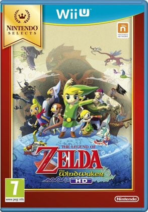 Nintendo Selects: The Legend of Zelda - The Wind Waker HD