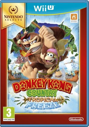 Donkey Kong Country: Tropical Freeze - Selects