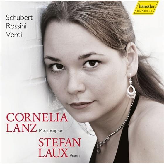 "Franz Schubert (1797-1828), Gioachino Rossini (1792-1868), Giuseppe Verdi (1813-1901), Comelia Lanz & Stefan Laux - Carattere Di Donne - Frauenrollen und Frauengestalten bei Schubert, Rossini und Verdi (12"" Maxi)"