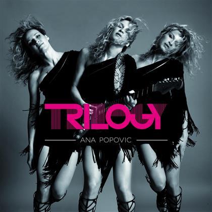 Ana Popovic - Trilogy (3 CD)