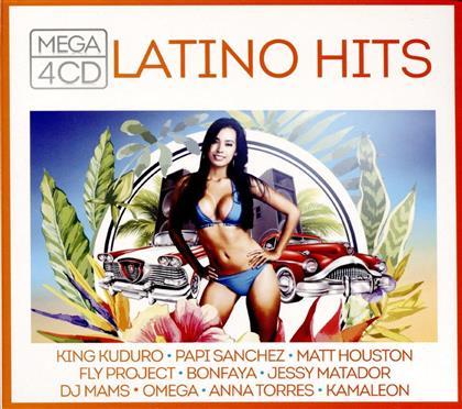 Mega 4CD-Latino Hits (4 CDs)