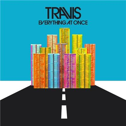 Travis - Everything At Once (Deluxe Edition, CD + DVD)