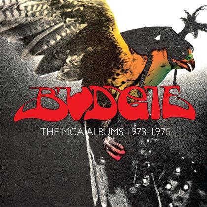 Budgie - MCA Albums 1973-1975 (3 CDs)