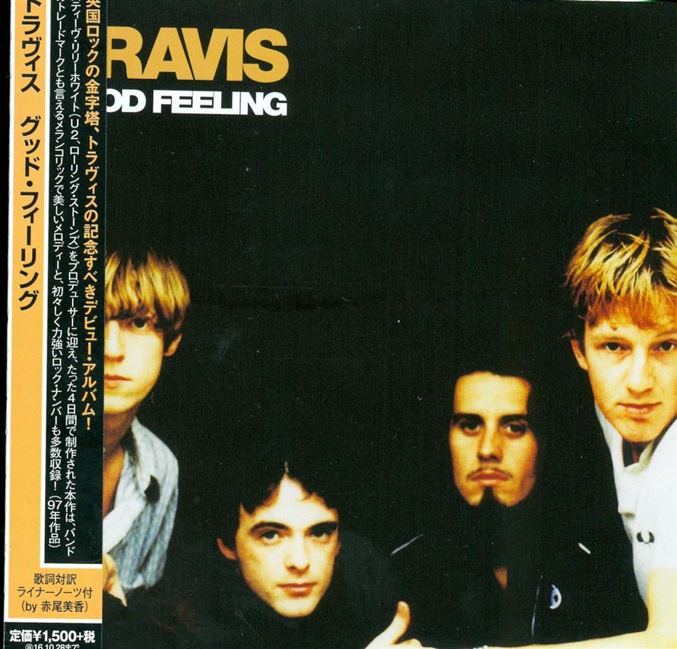 Travis - Good Feeling - Reissue (Japan Edition)