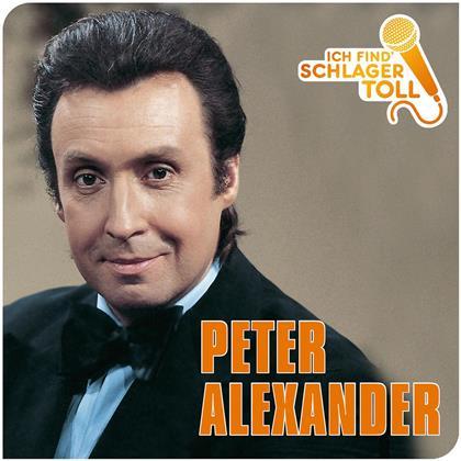 Peter Alexander - Ich Find' Schlager Toll
