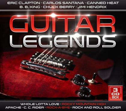Guitar Legends (3 CDs)