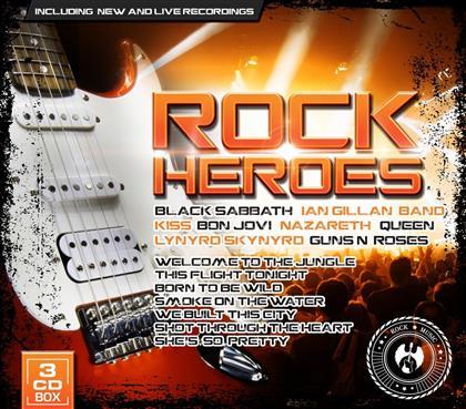 Rock Heroes (3 CDs)