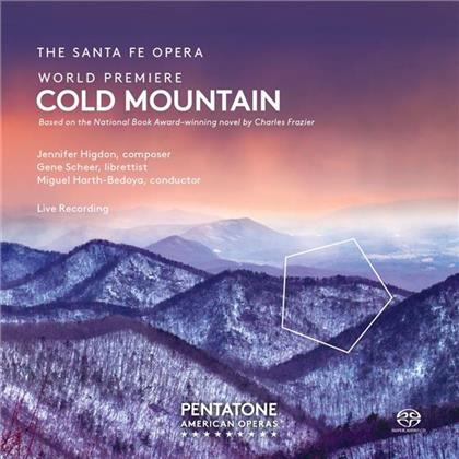 Brett Morris, Pomakov, Gunn & Jennifer Higdon - Cold Mountain (World Premiere) - sacd (2 SACDs)