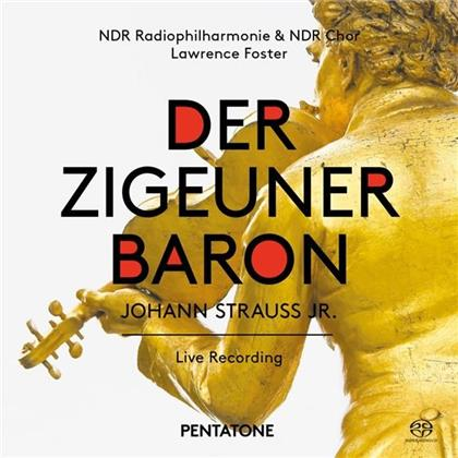 Schukoff, Zednik, Brüc & Johann Strauss (Sohn) - Der Zigeunerbaron (2 SACDs)