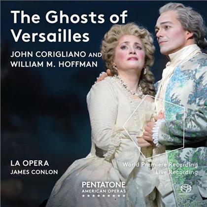 Sigmundsson, Maltman, John Corigliano (*1938) & James Conlon - The Ghosts Of Versailles (2 SACDs)