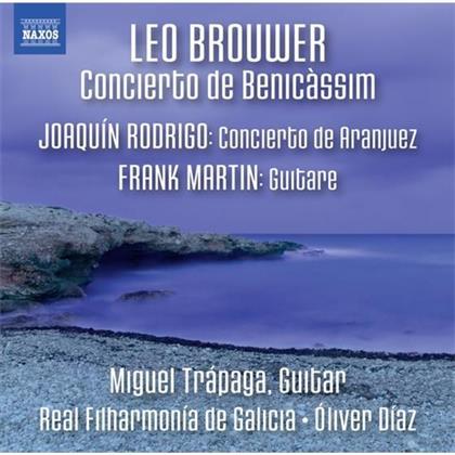 Trapaga Miguel & Brouwer - Concierto Benicassim/Aranjuez