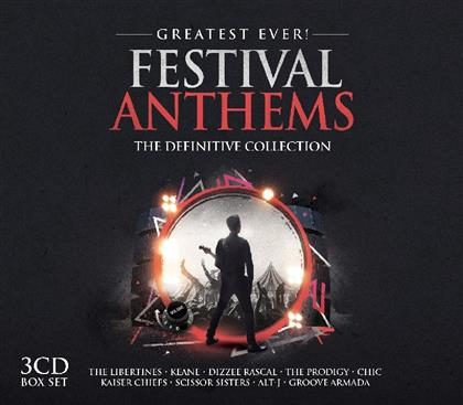 Festival Anthems - Greatest Ever (3 CDs)