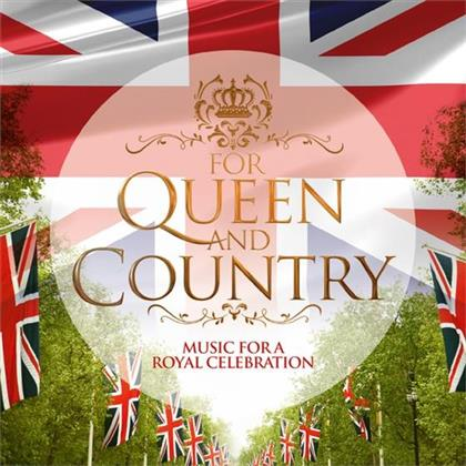Various - For Queen & Country (2 CDs)