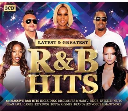 R&B Hits Latest & Greatest (3 CD)
