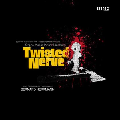 Bernard Herrmann - Twisted Nerve - OST (Colored, LP + CD)