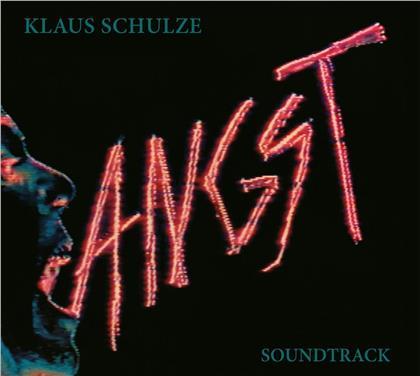 Klaus Schulze - Angst - OST (2017 Version, CD)