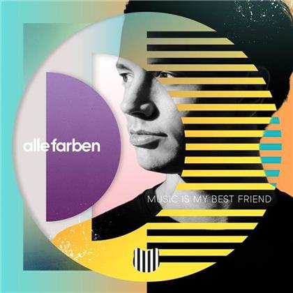 Alle Farben - Music Is My Best Friend - Limited Digipack
