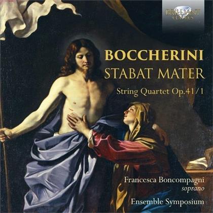 Luigi Boccherini (1743-1805) - Stabat Mater / String Quart