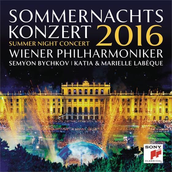 Wiener Philharmoniker & Semyon Bychkov - Sommernachtskonzert 2016 / Summer Night Concert 2016