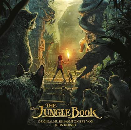 Jungle Book - OST - Deutsche Version + Bonustrack
