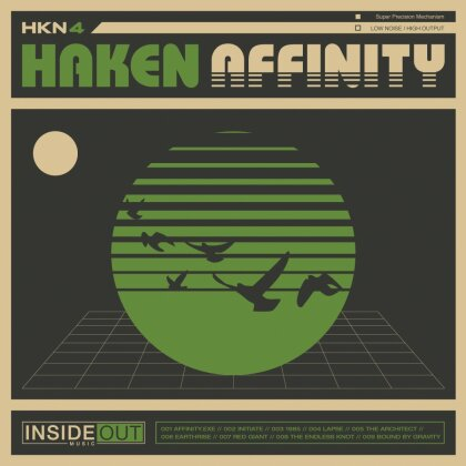 Haken - Affinity - Gatefold (2 LPs + Digital Copy)